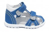 Sandale baieti hokide picior lat 311 blu gri 18-25