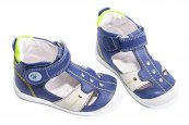 Sandale copii hokide 273 blu verde