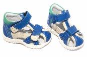 Sandale copii hokide 311 albastru alb