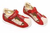 Sandale copii hokide 139 rosu