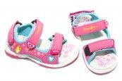 Sandale fete 308 fuxia