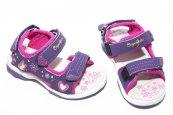 Sandale fete 308 mov