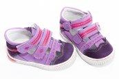 Sandale fete piele 120 mov