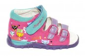 Sandalute fete 138 mov roz blue 24 -29