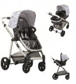 Carucior Kiddo Jazz 3 in 1