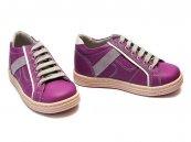 Pantofi copii din piele hokide 288 mov