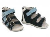 Sandale copii hokide 255 blu