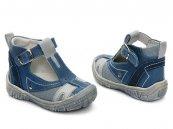 Sandale copii hokide 306 blu