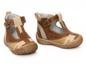 Sandale copii hokide 306 bej